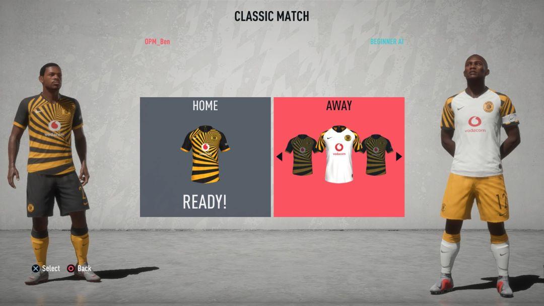 FIFA 20 kits : les meilleures bandes à domicile et à l'extérieur pour votre Ultimate Team