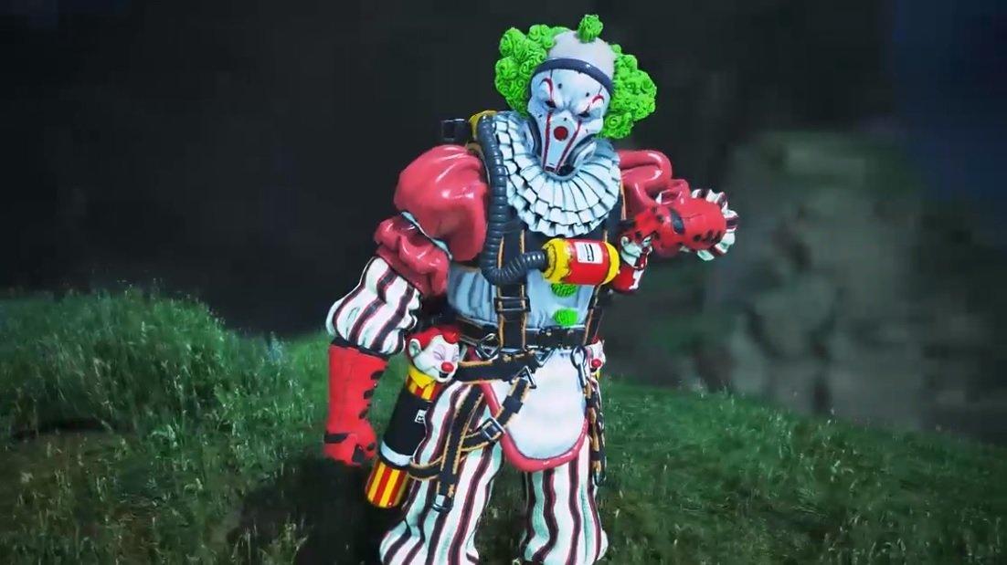 Apex Legends mode Halloween mode nous effraie la semaine prochaine