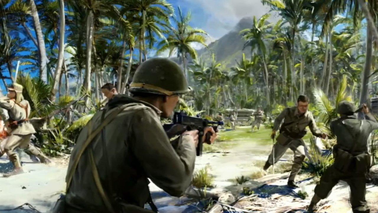 La guerre du Pacifique sur le champ de bataille 5 sera dévoilée cette semaine