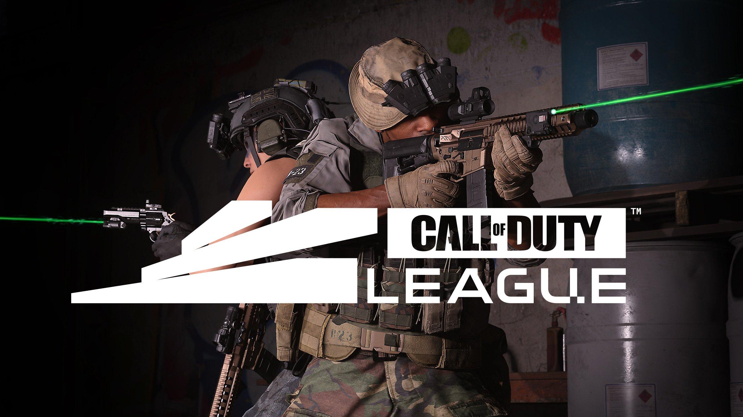 Les noms des équipes de la Call of Duty League sont révélés dans la source du site Web
