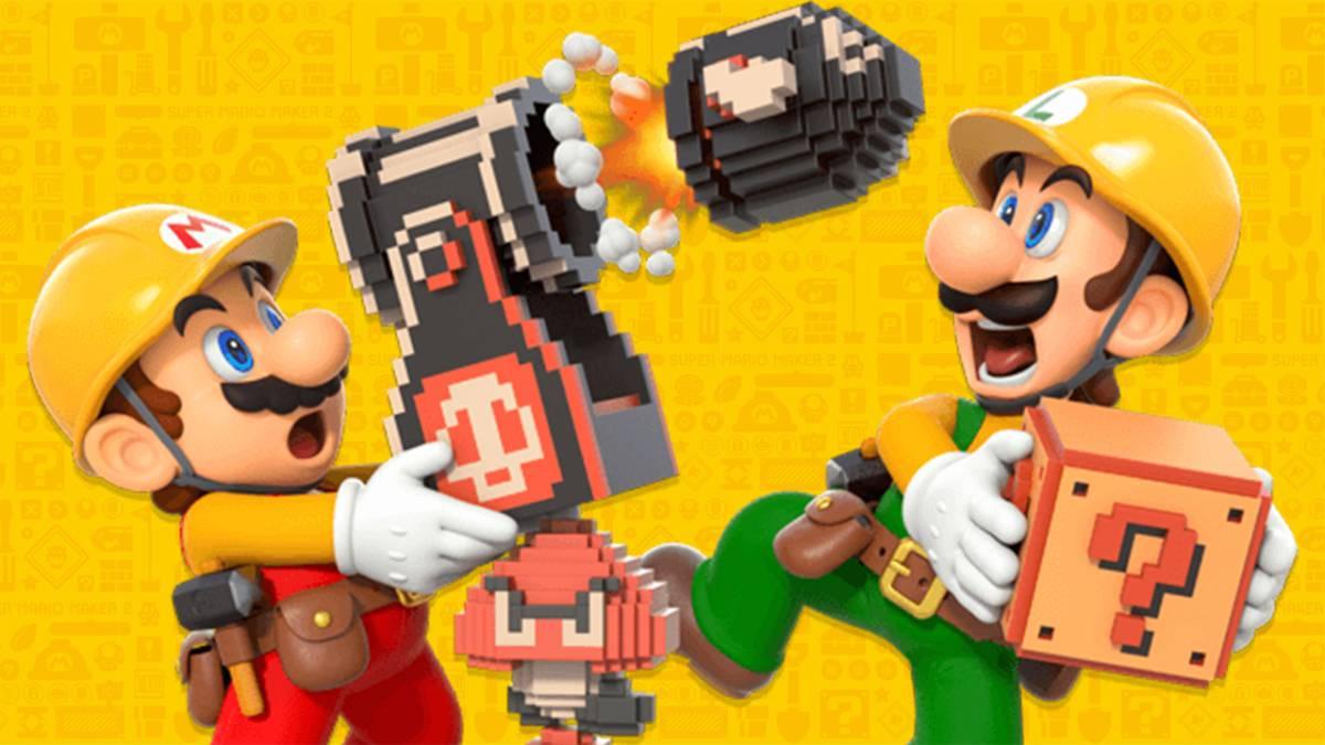 Vous pouvez enfin jouer à Mario Maker 2 en ligne avec vos amis