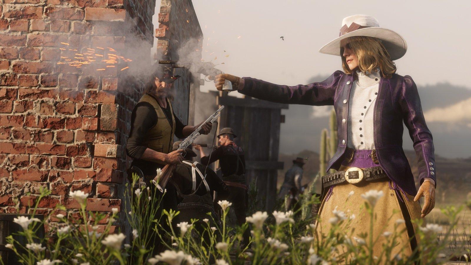 Red Dead Redemption 2 PC specs : minimum et recommandé