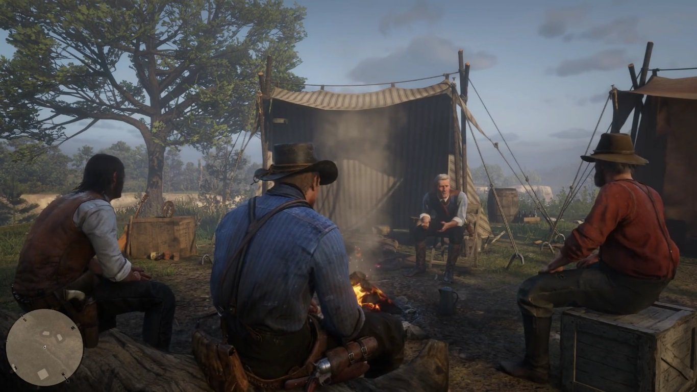 Red Dead Redemption 2 PC sort le 5 novembre