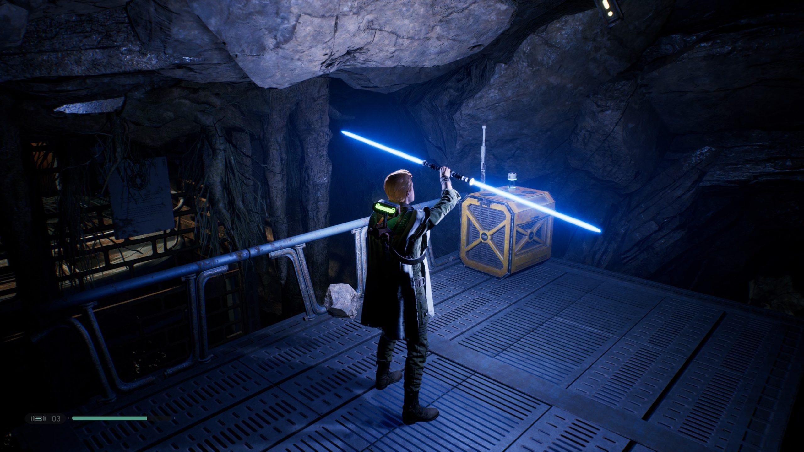 Tous les emplacements de Stim Canister dans Star Wars Jedi : Ordre tombé