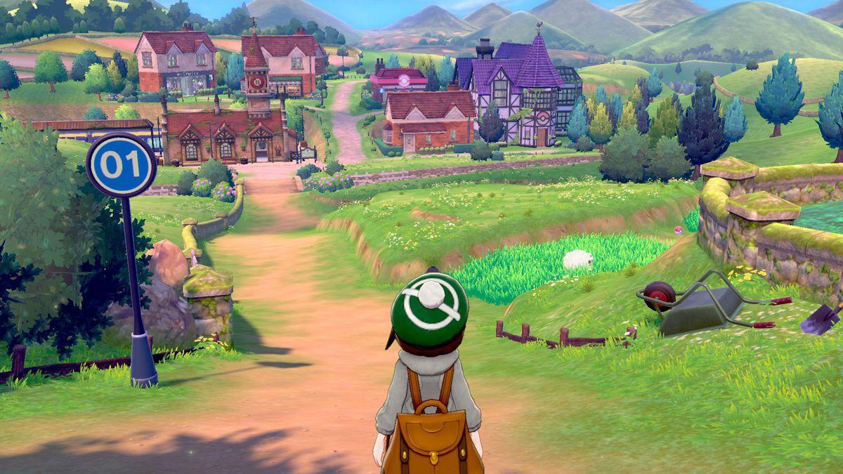Pouvez-vous visiter d'autres régions dans Pokemon Sword and Shield ?
