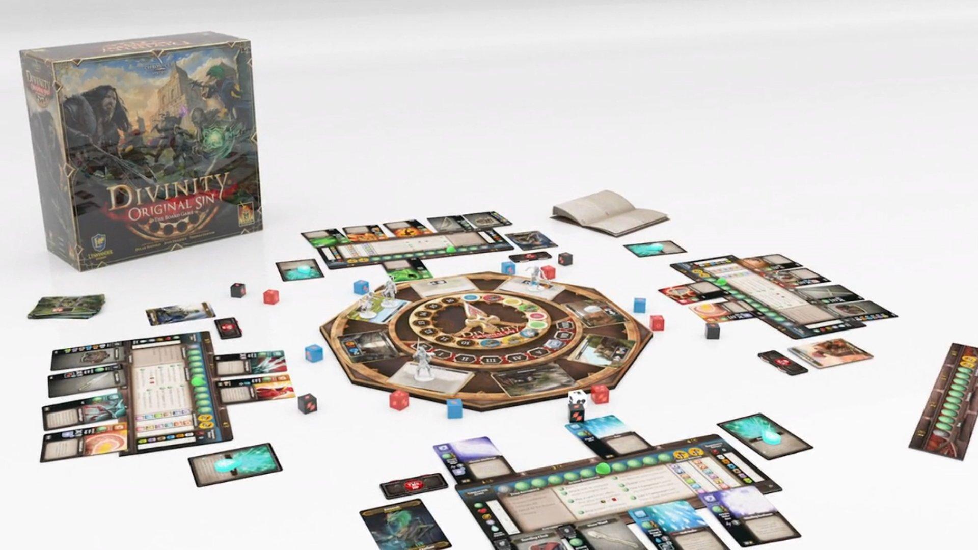 La divinité : Le jeu original de Sin the Board donne le coup d'envoi