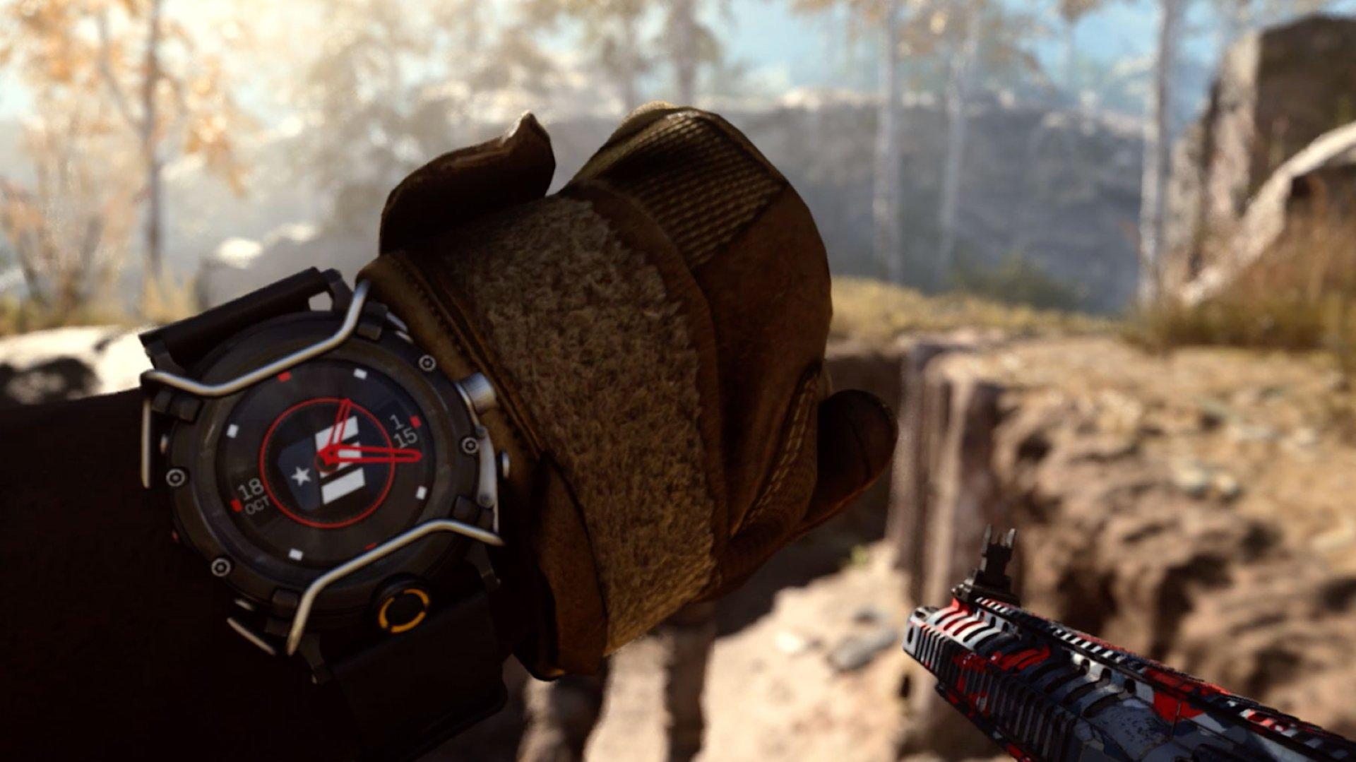 Comment obtenir des montres dans Call of Duty : Modern Warfare