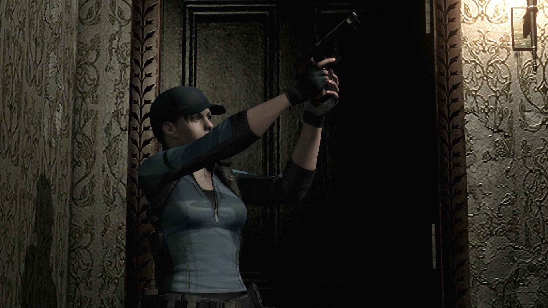 Comment faire une capture d'écran dans Resident Evil HD Remaster
