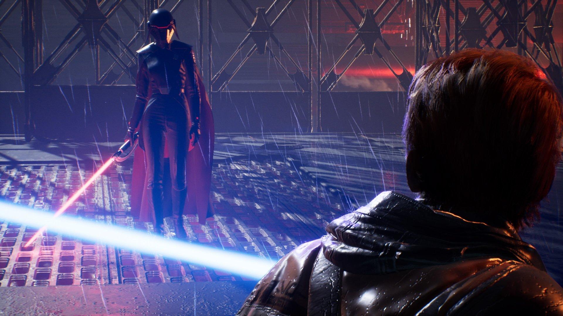 Comment parer dans Star Wars Jedi : Ordre tombé