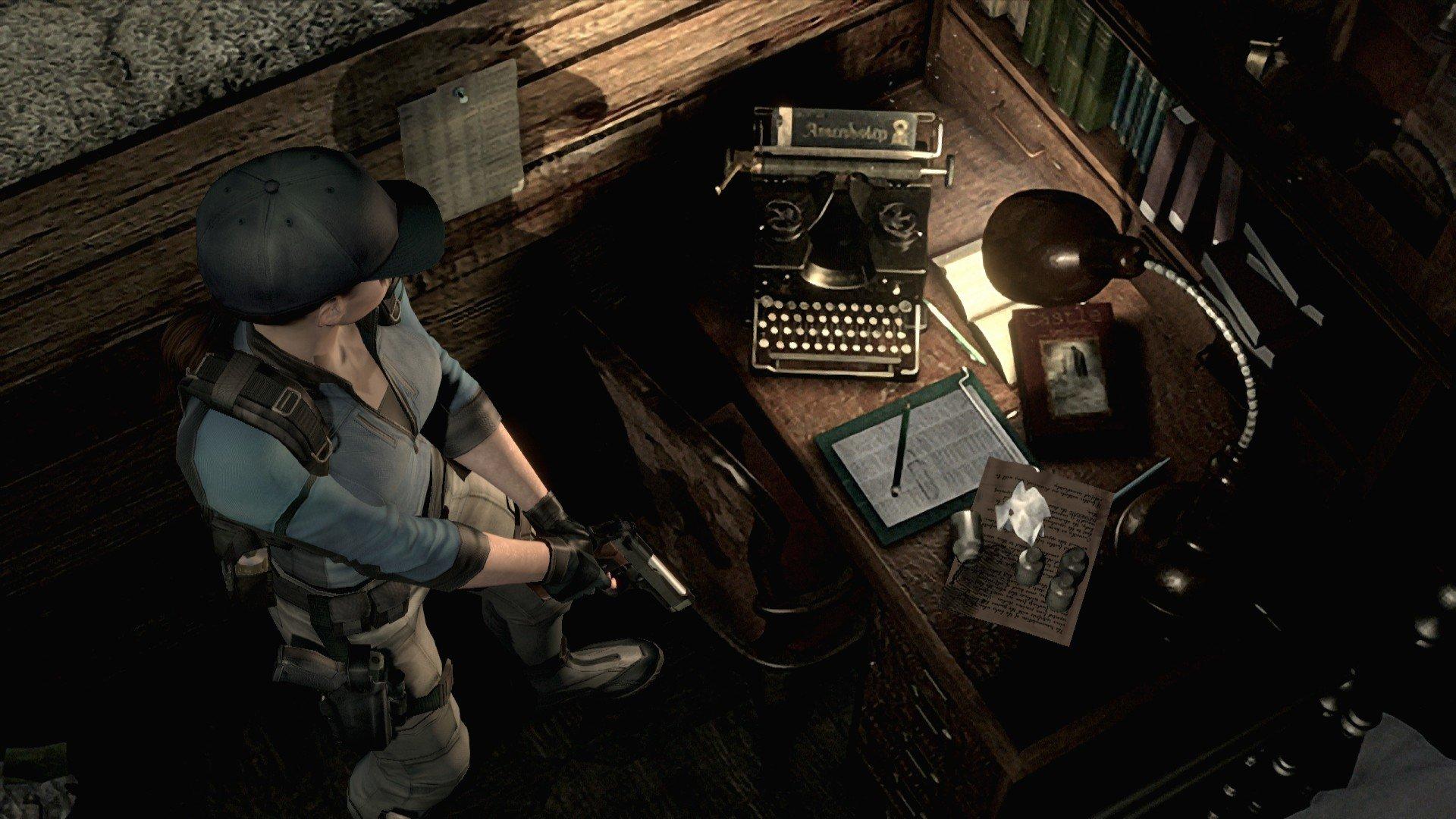 Comment économiser dans Resident Evil HD Remaster
