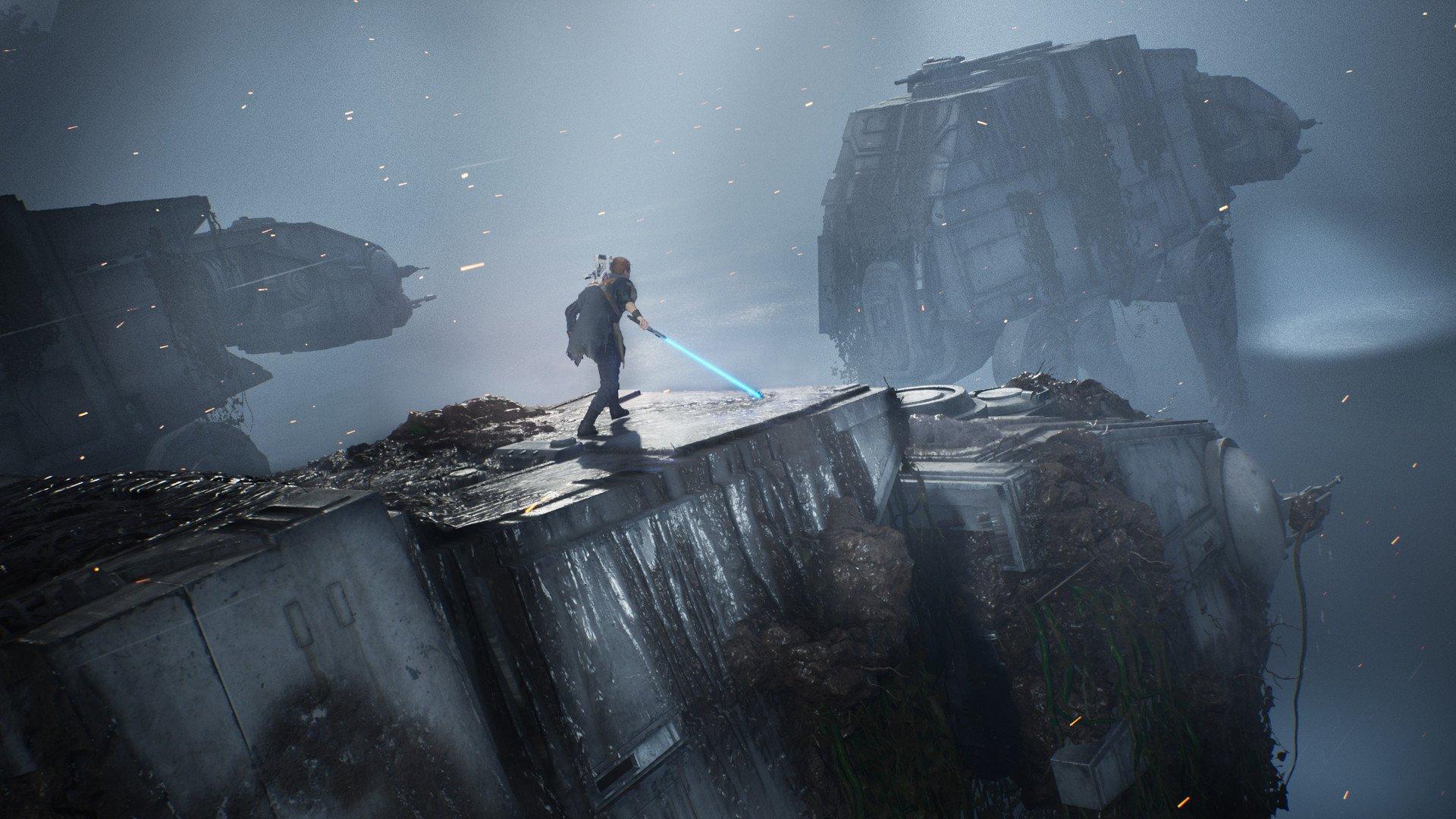 Comment économiser dans Star Wars Jedi : Ordre tombé