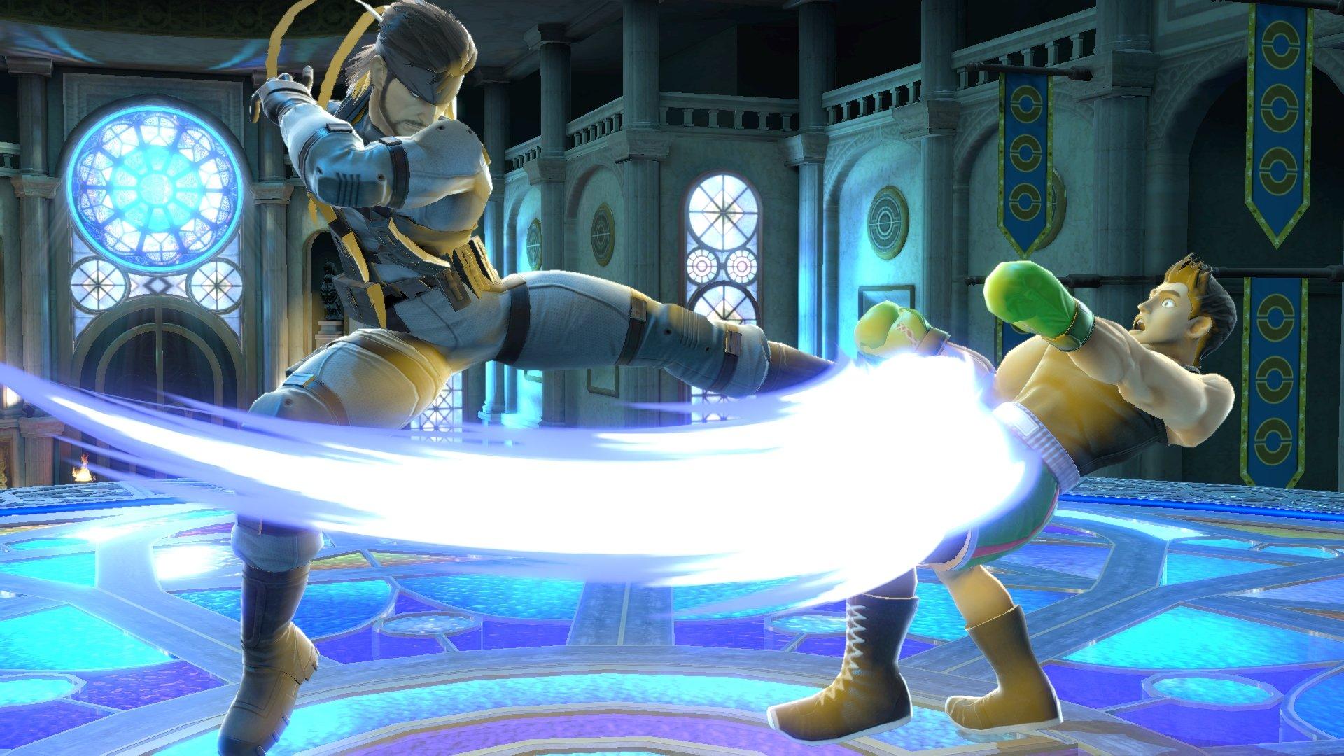 Comment faire du houblon court dans Super Smash Bros Ultimate