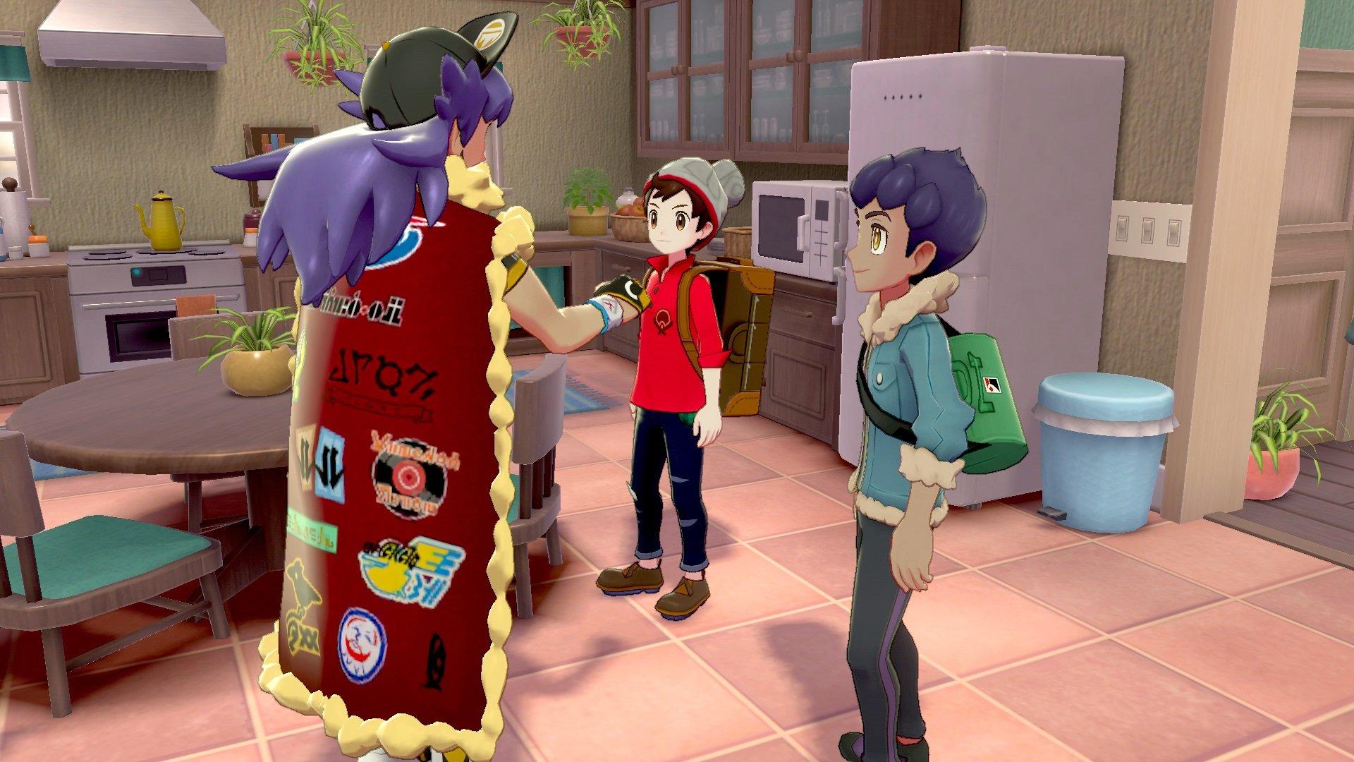 Comment sauter des cutscenes dans Pokemon Sword and Shield