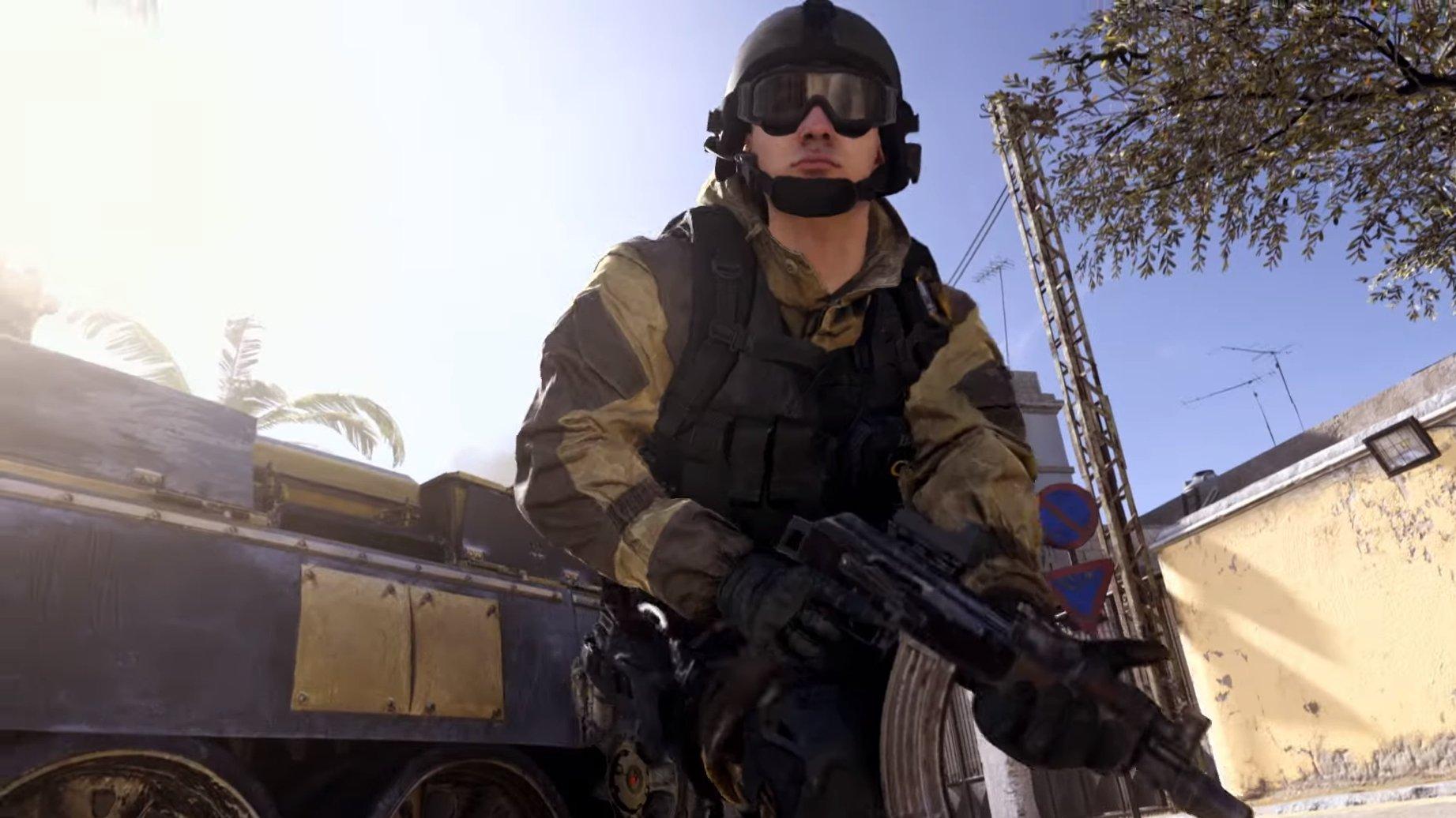 Comment obtenir le Feeling Rusty MP5 SMG dans la guerre moderne