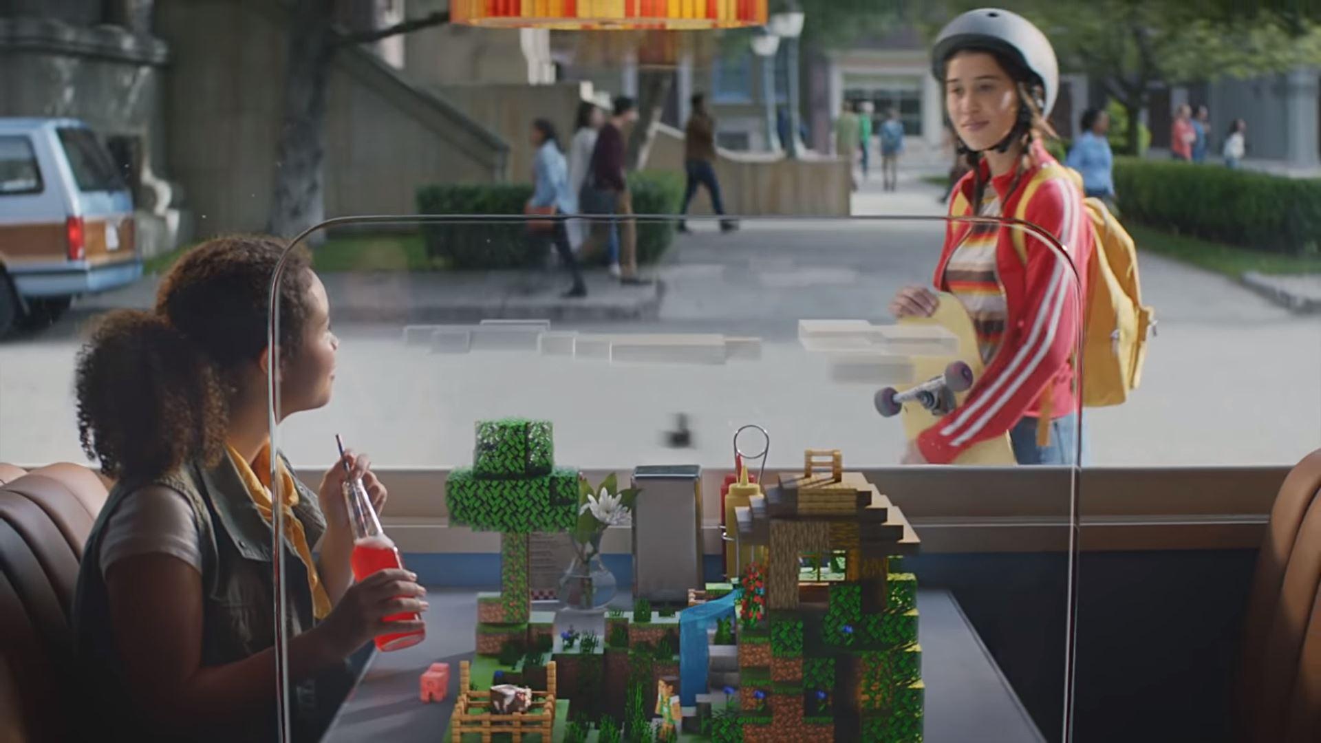 Minecraft obtient des retombées mobiles de l'arthrite rhumatoïde