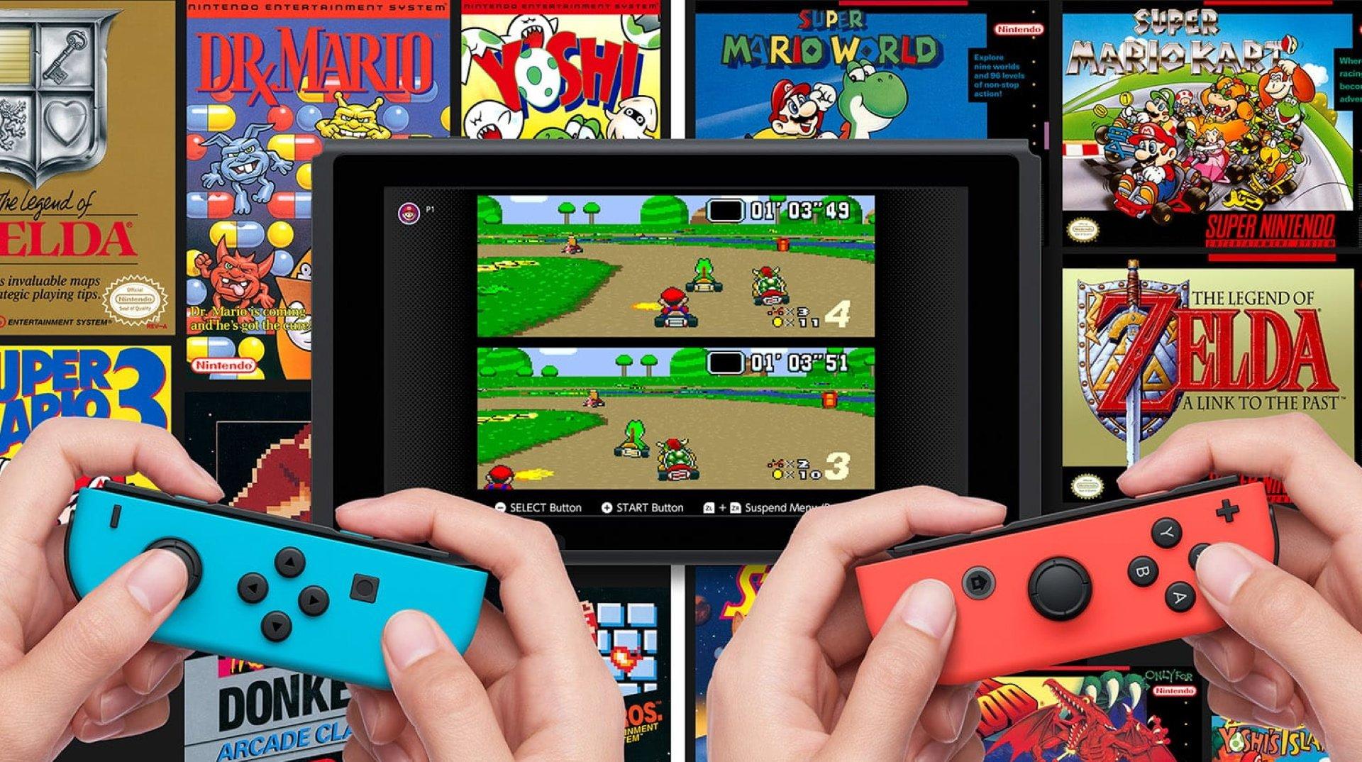 Les meilleures offres Nintendo Switch Online pour Black Friday 2019