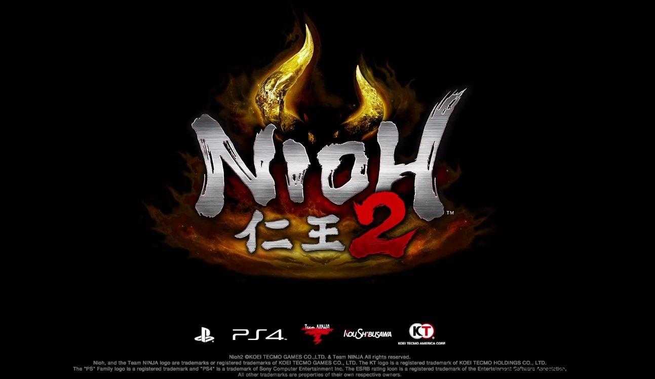 Nioh 2 invitations alpha fermées nous donnent une nouvelle bande-annonce chaude