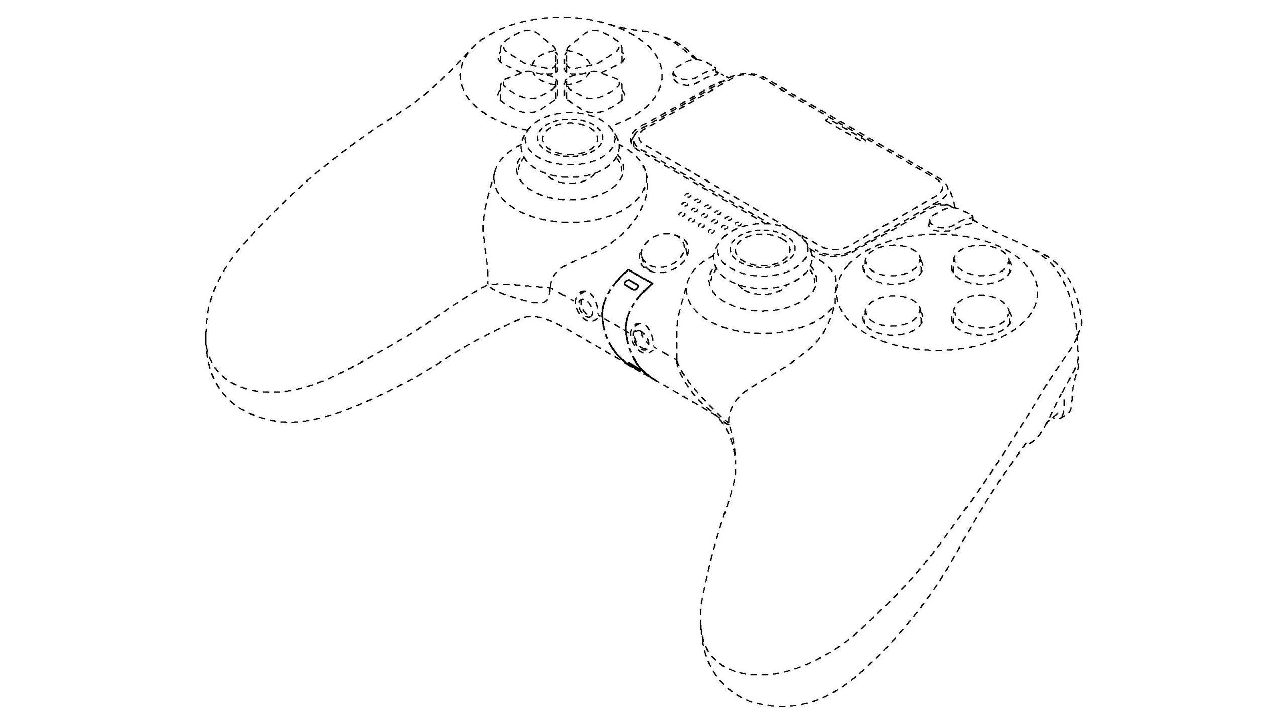 Le brevet du contrôleur PS5 révèle le nouveau (ancien) look de DualShock