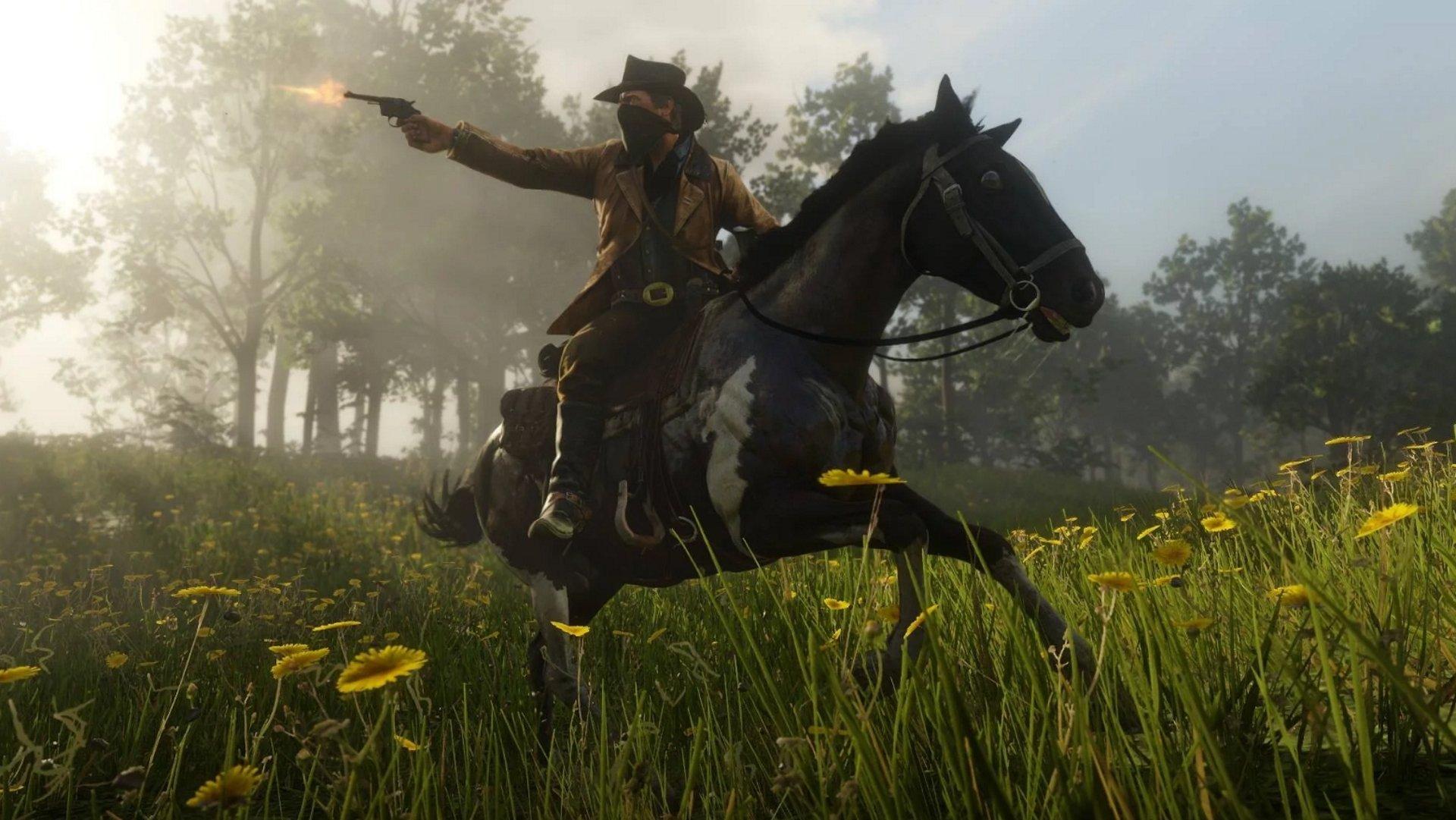 Red Dead Redemption 2 mise à jour 1.14 les notes de mise à jour contiennent des correctifs de performance pour PC
