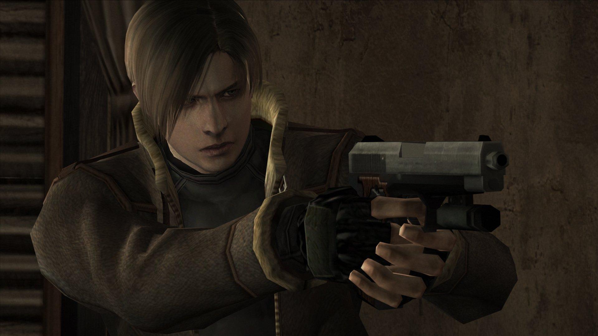 Comment faire pivoter les objets dans Resident Evil 4