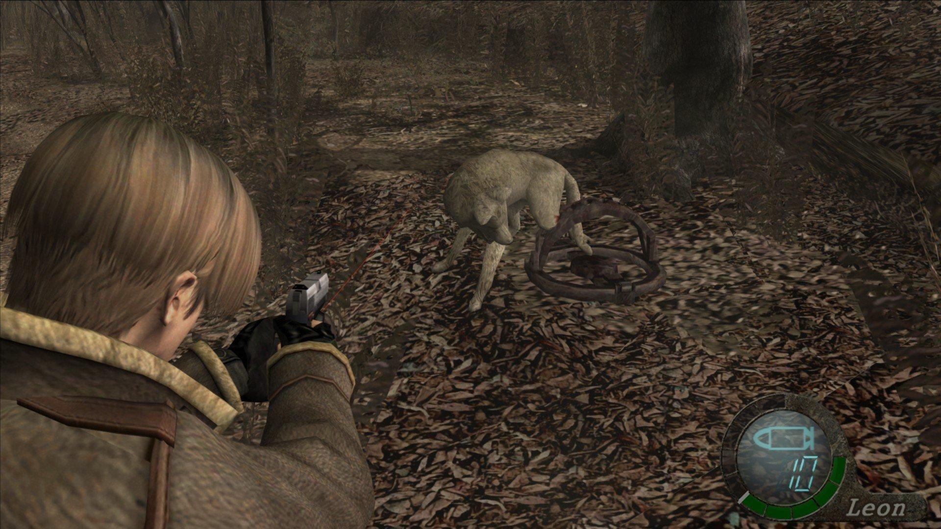 Devriez-vous sauver le chien dans Resident Evil 4 ?
