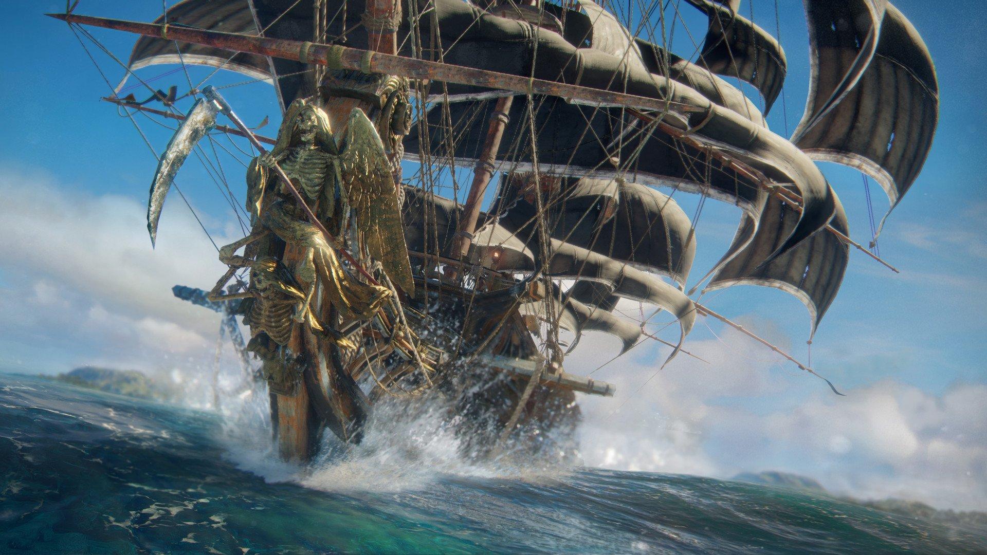 Skull & Bones retardé, ne sera pas à l'E3