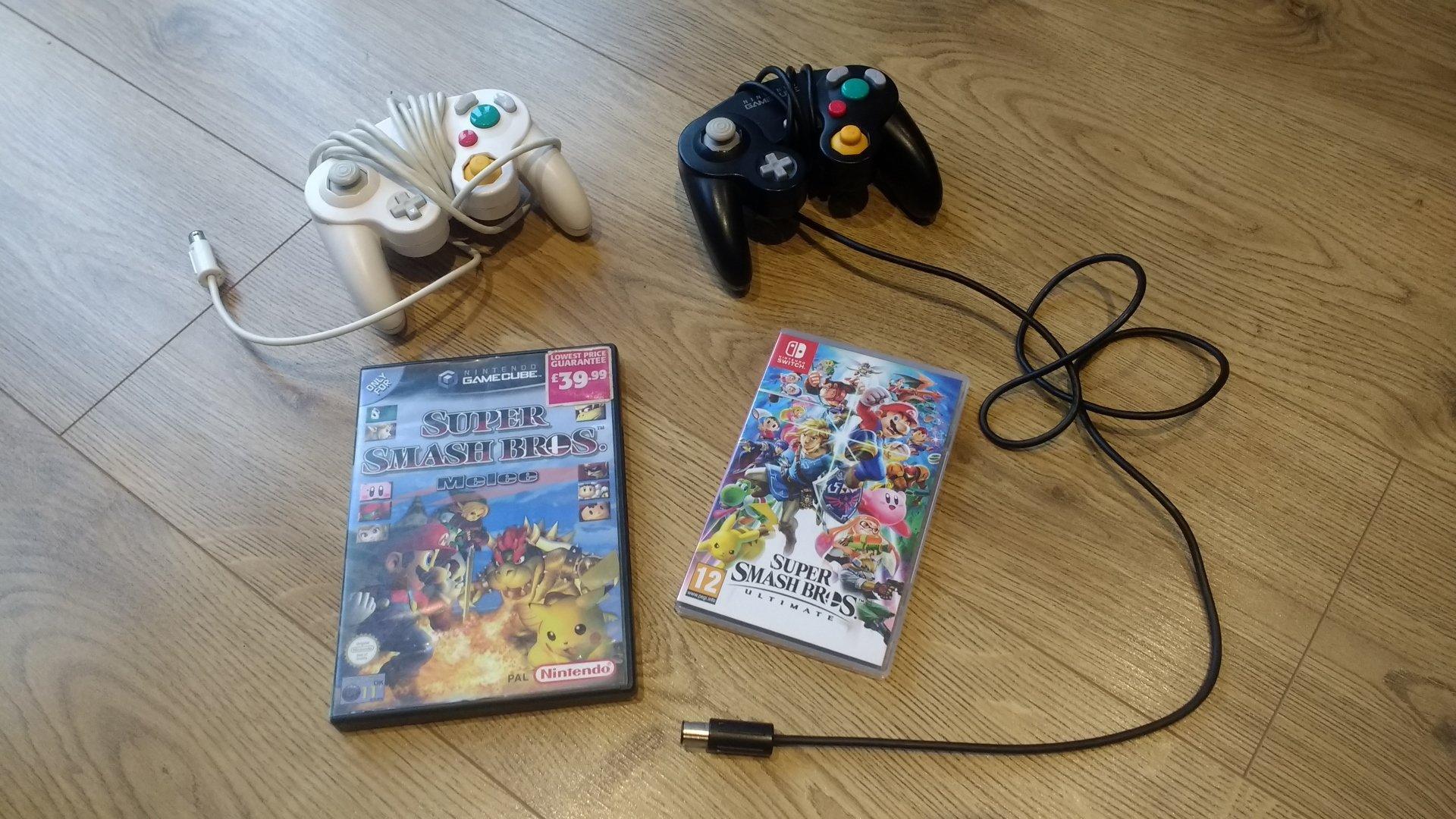 Super Smash Bros. Melee est maintenant assez vieux pour boire (au Royaume-Uni)