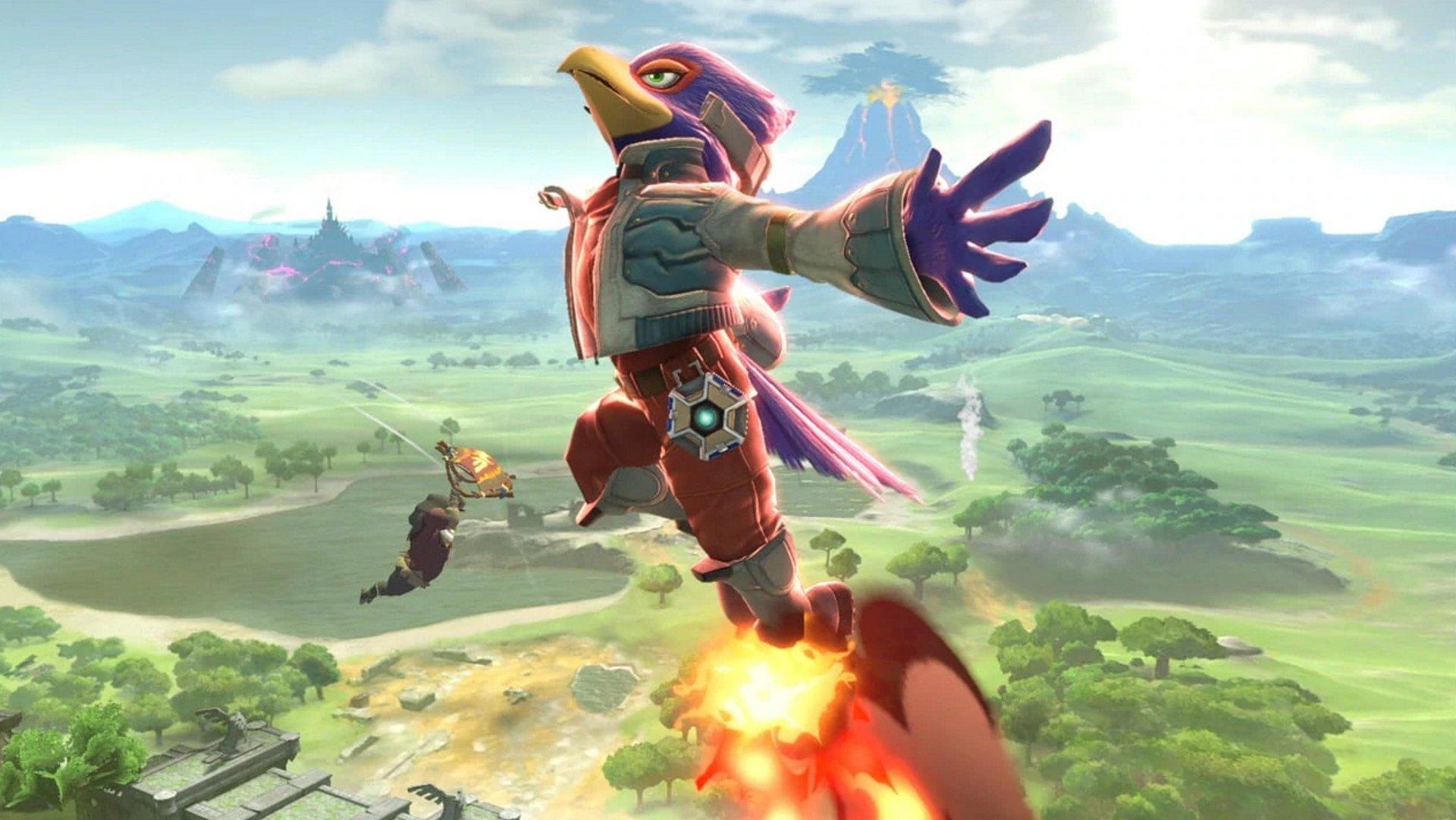 Comment techniquer dans Super Smash Bros Ultimate