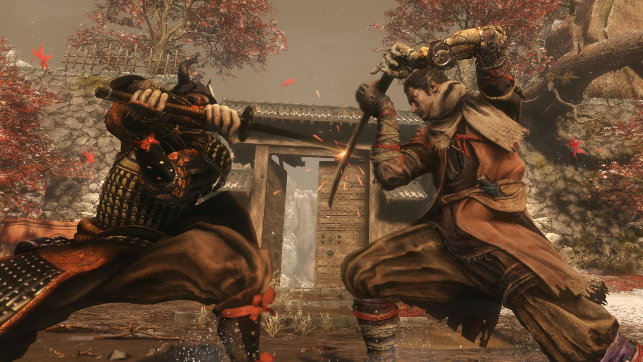 Le meilleur Sekiro : Shadows Die Twice Black Vendredi 2019 traite