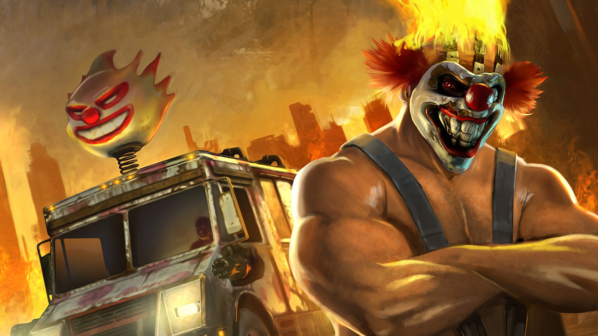 Sony va adapter Twisted Metal pour la télévision
