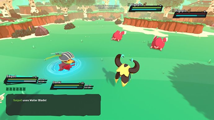 Luma Temtem guide - how to find Temtem's shiny variants