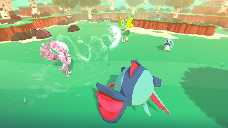 Pokemon-inspired MMO Temtem is out now in early access