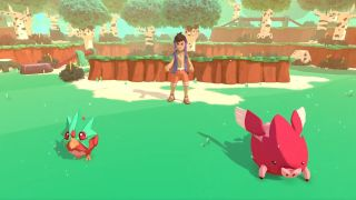 Temtem Early Access is being patched to reduce wait times and crashes