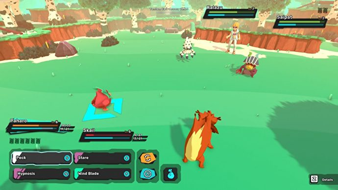 Temtem evolutions - how to evolve all Temtem