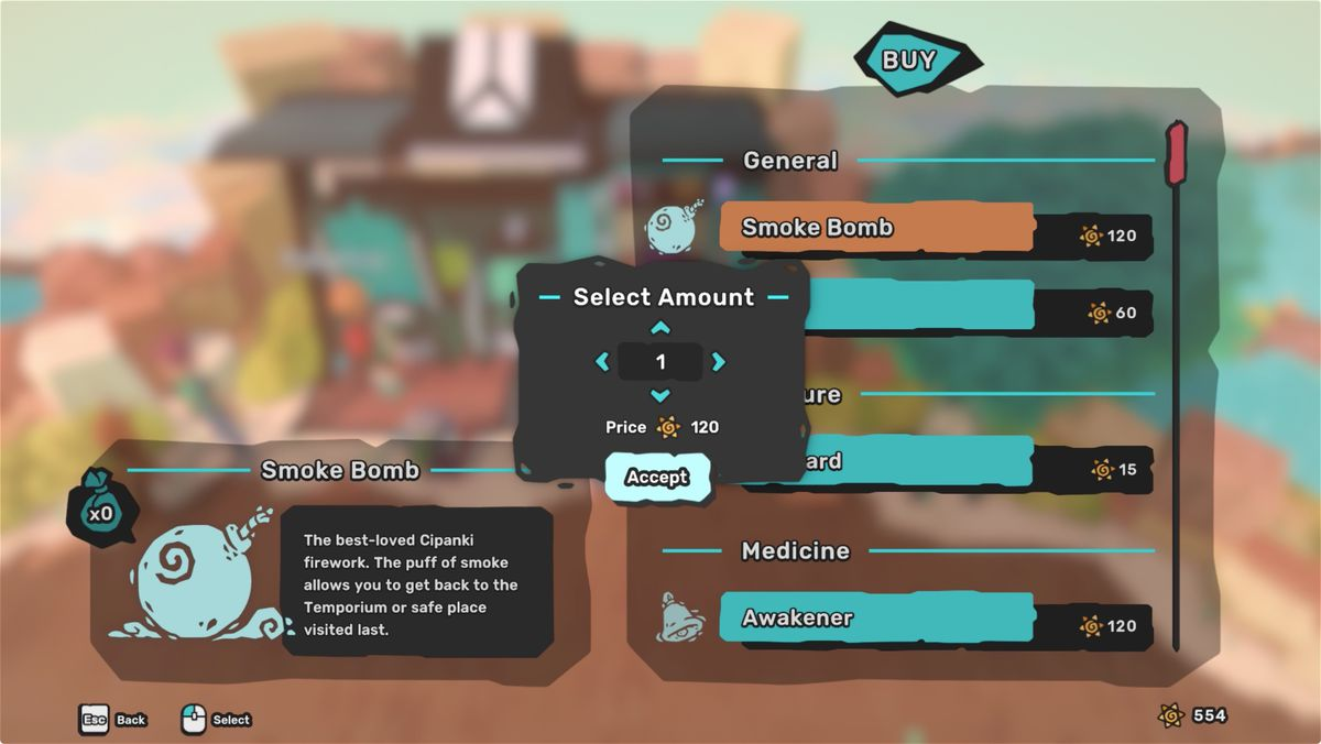 Temtem guide: Use Smoke Bombs escape fights and heal your temtem