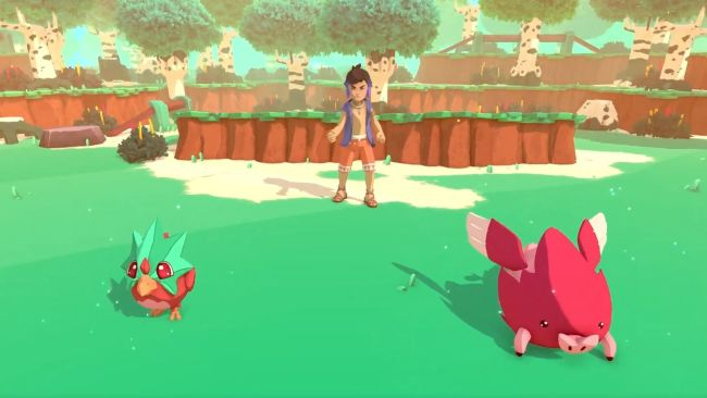 Temtem is both a love letter and a challenger to Pokemon