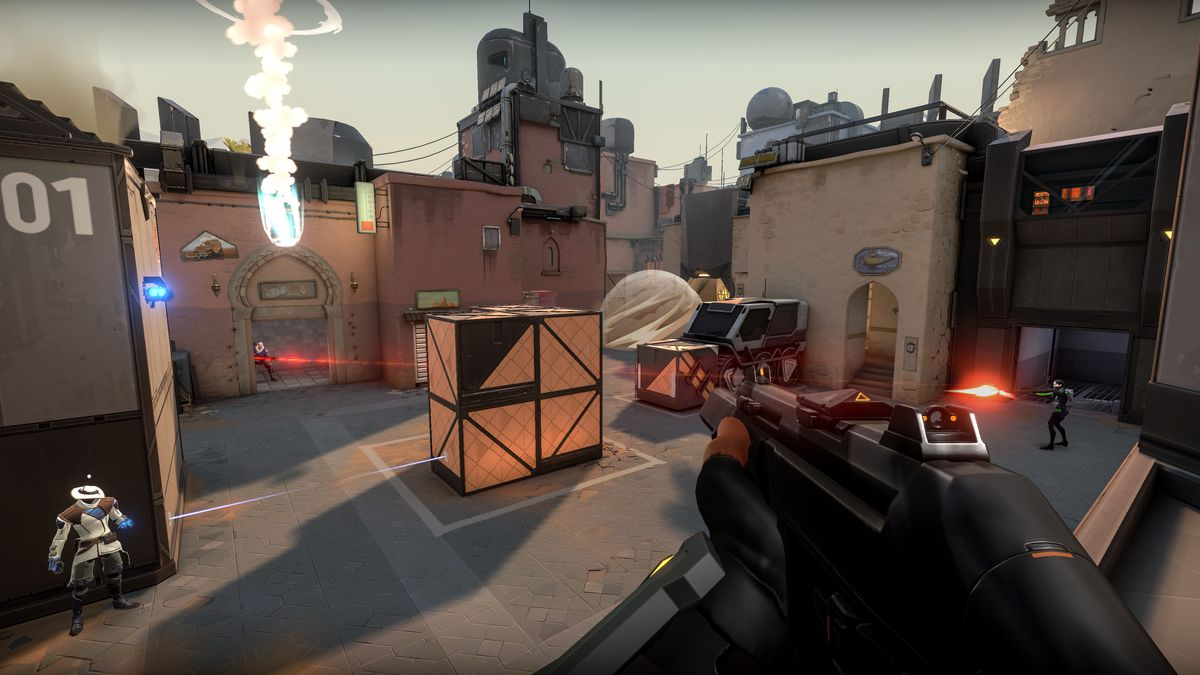 Valorant: Everything we know about Riot Games' new shooter
