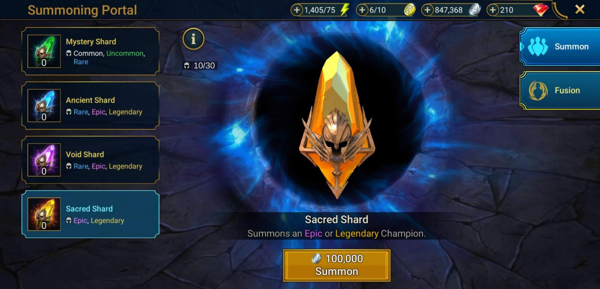 Raid Shadow Legends : Guide complet
