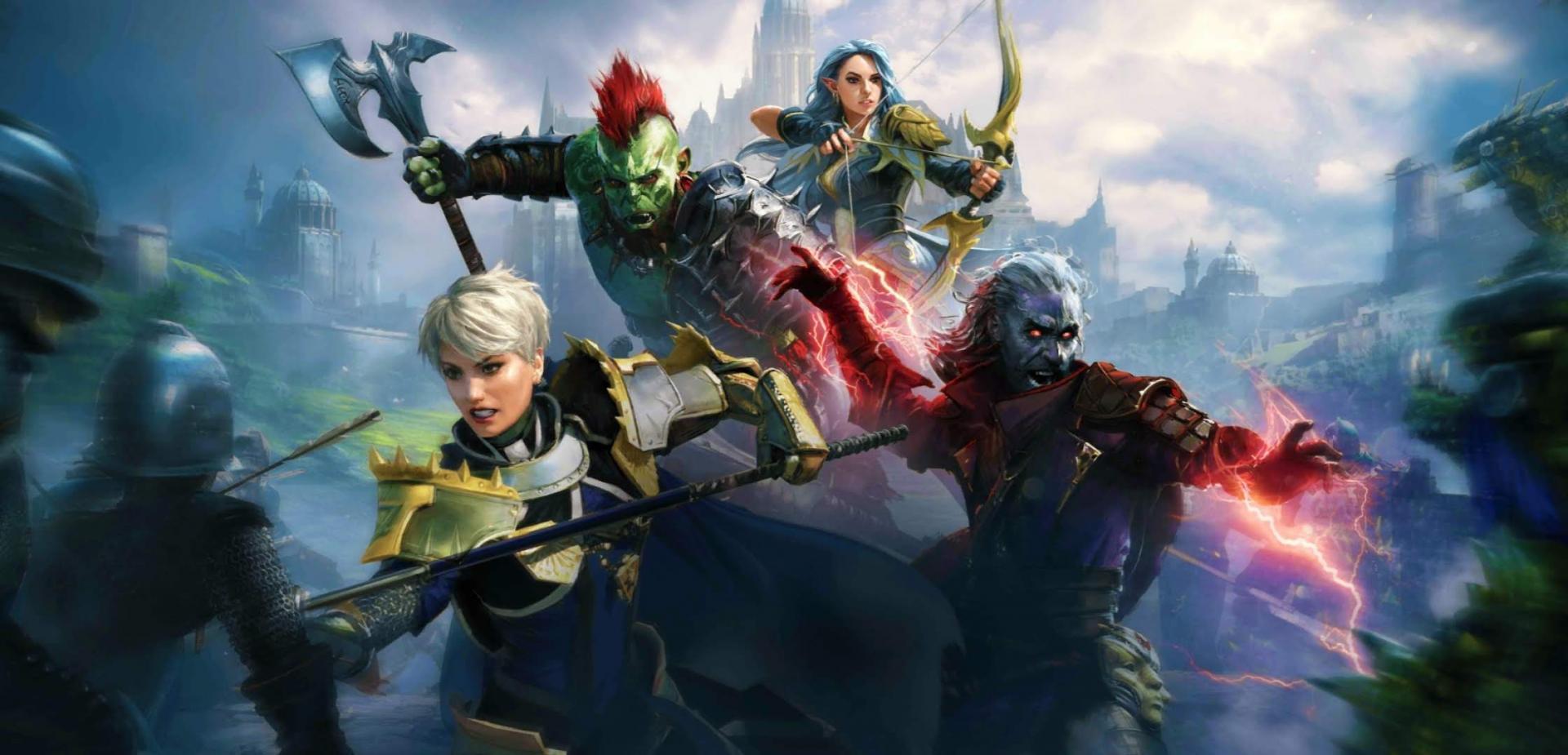 Raid Shadow Legends : Les champi