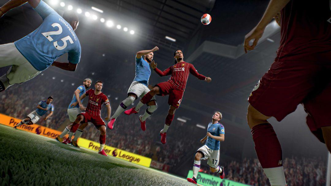 FIFA 21 n'inclura pas la VAR, ni les stades vides
