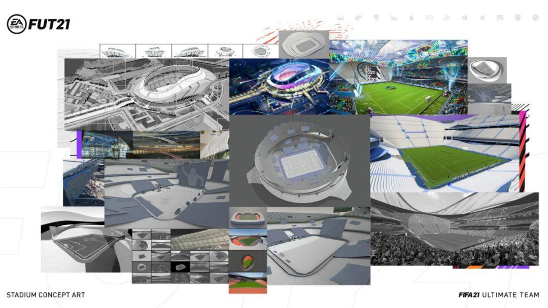 FIFA 21 abandonne les cartes de fitness et d'entraînement dans l'équipe finale, et ajoute un stade personnalisable