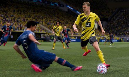 FIFA 21 ne mettra pas en avant ces deux célébrations de joueurs afin de réduire les «comportements toxiques».