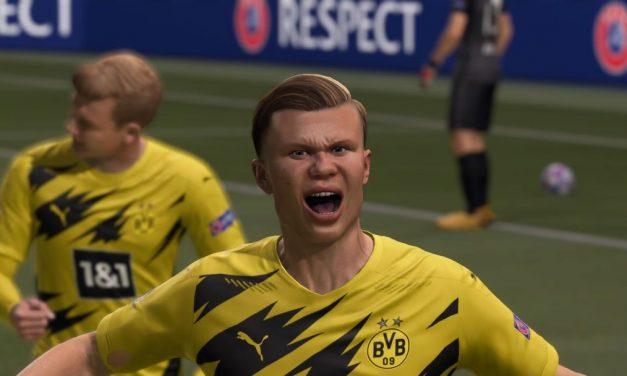 FIFA 21 : premières captures d'écran de la nouvelle génération