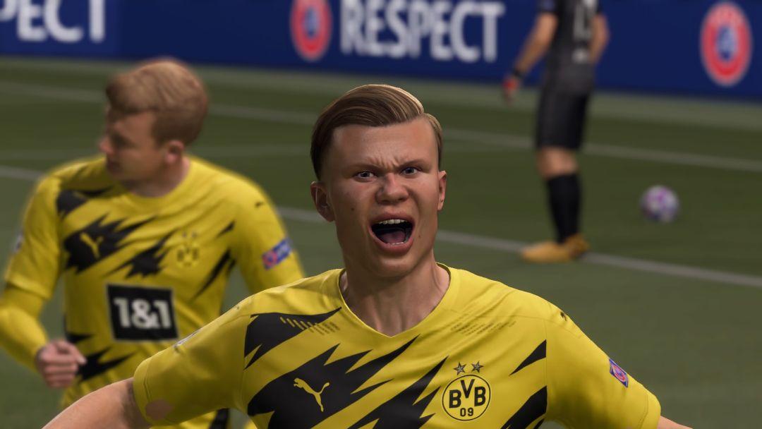 Les patchs de la FIFA 21 confirment que les cartons jaunes sont moins nombreux et les fins de match moins brutales