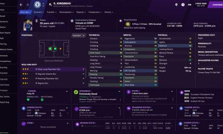 Tampons faciaux Football Manager 2021 : Les meilleures facepacks FM21 à télécharger et comment les installer