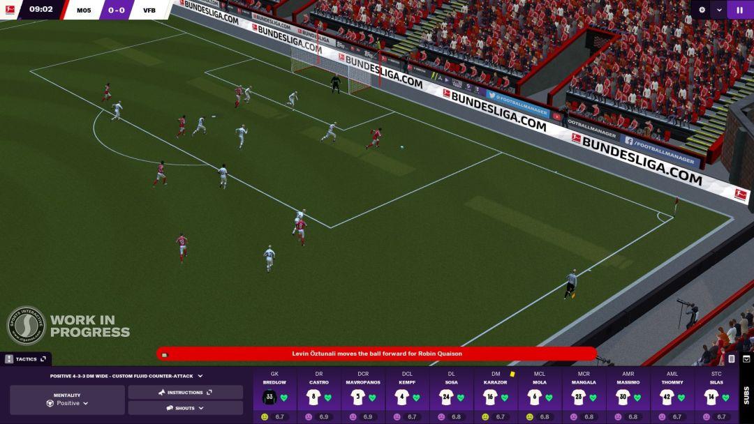 Football Manager 2021 tactique : Les meilleures formations et mises en place au FM21