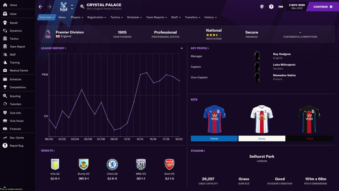 Packs de logos Football Manager 2021 : Comment installer et télécharger les meilleurs badges