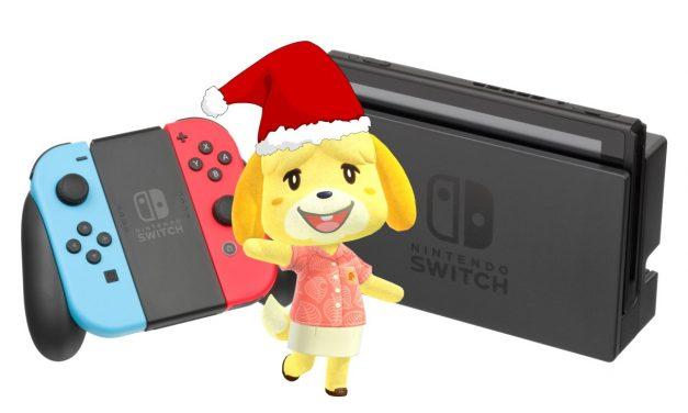 Cadeaux de Noël pour le propriétaire de la Nintendo Switch dans votre vie