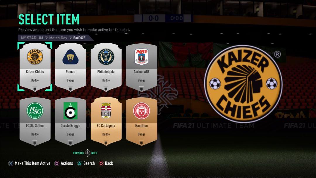 Les badges FIFA 21 : Le meilleur des écussons de l'équipe finale