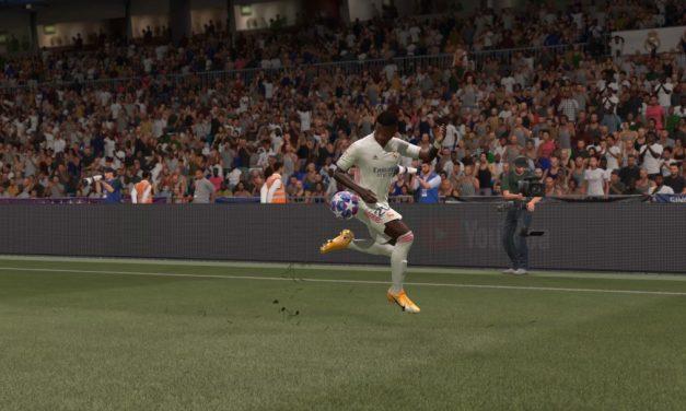 Les mouvements de compétences de FIFA 21 : Tous les trucs que vous pouvez faire sur le terrain cette année
